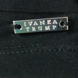 Ivanka Trump Tops - Ivanka Trump Cold Shoulder Blouse